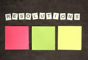 Changing And Keeping Resolutions
