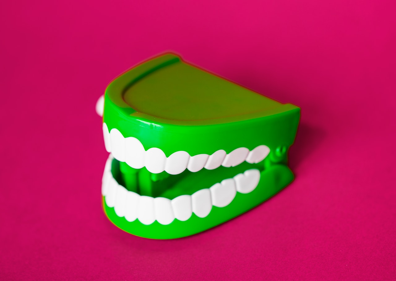 Good oral care means that a daily quaint brushing and dental flossing