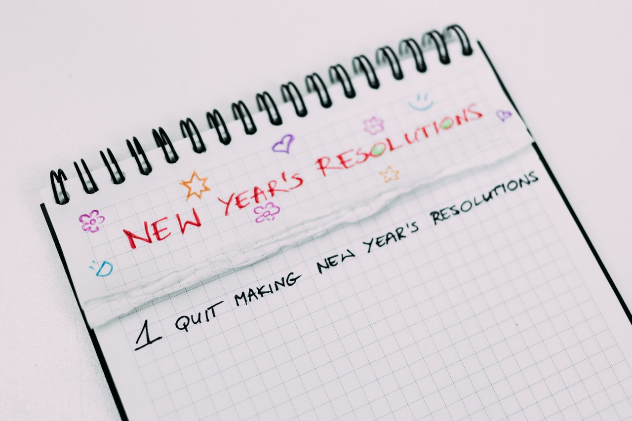 Guaranteed Goal accomplishment! simple New Year Reolutions.