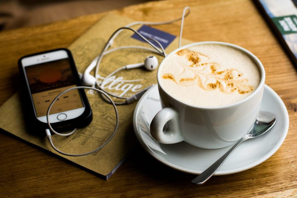iPhone and Coffee-Easy Listening