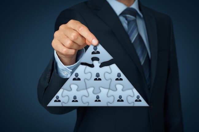 MLM vs. Pyramid scheme