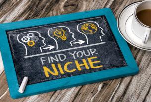 Find your niche header image